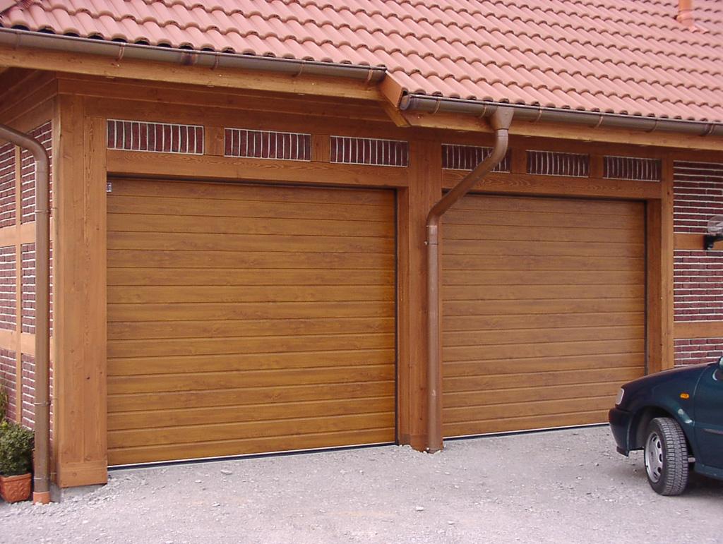 771 #9F432C Купить секционные гаражные ворота save image Ab Garage Doors 36471024